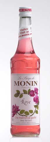 MONIN ROSE - 0,7L