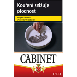 CABINET RED  (101,-)
