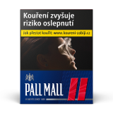 PALL MALL RED - 22ks  (117,-)