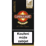 CANDLELIGHT FILTER AROMATIC 10´s