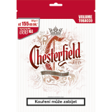 CHESTERFIELD RED - 71g  (348,-)