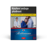 ROTHMANS RED - 22ks  (109,-)