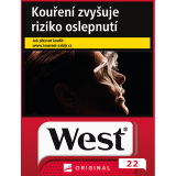 WEST RED - 22ks  (113,-)