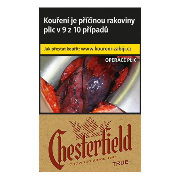 CHESTERFIELD TRUE RED  (103,-)