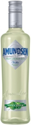 AMUNDSEN GREEN APPLE - 1L  15%