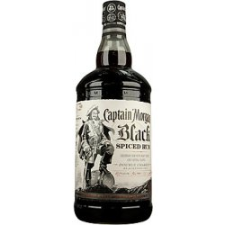 CAPTAIN MORGAN BLACK PREMIUM - 0,7L  40%