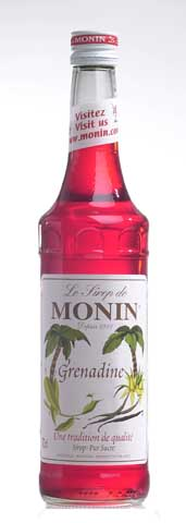 MONIN GRENADINE - 0,7L