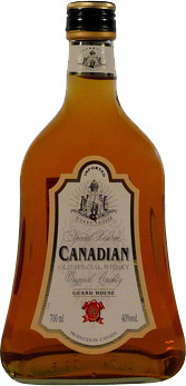 GUARD HOUSE SPECIAL RESERVE CANADIAN - 0,7L  40%