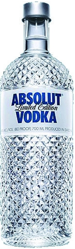 ABSOLUT Limited Edition - 0,7L  40%