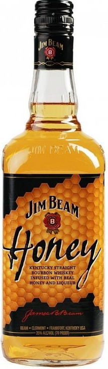JIM BEAM HONEY - 1L  35%