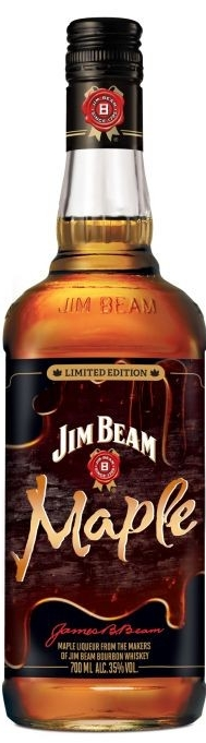 JIM BEAM MAPLE - 0,7L  35%