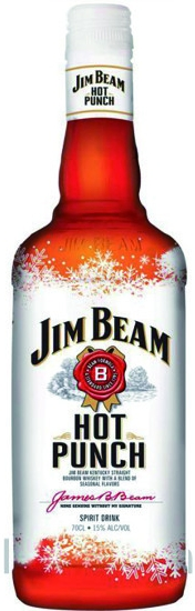 JIM BEAM HOT PUNCH - 0,7L  15%