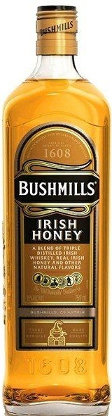 BUSHMILLS HONEY - 1L  35%