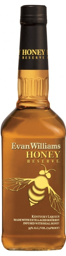EVAN WILLIAMS HONEY - 1L  35%