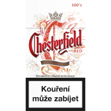 CHESTERFIELD RED 100´ (89,-)