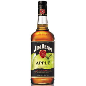 JIM BEAM APPLE - 0,7L  35%