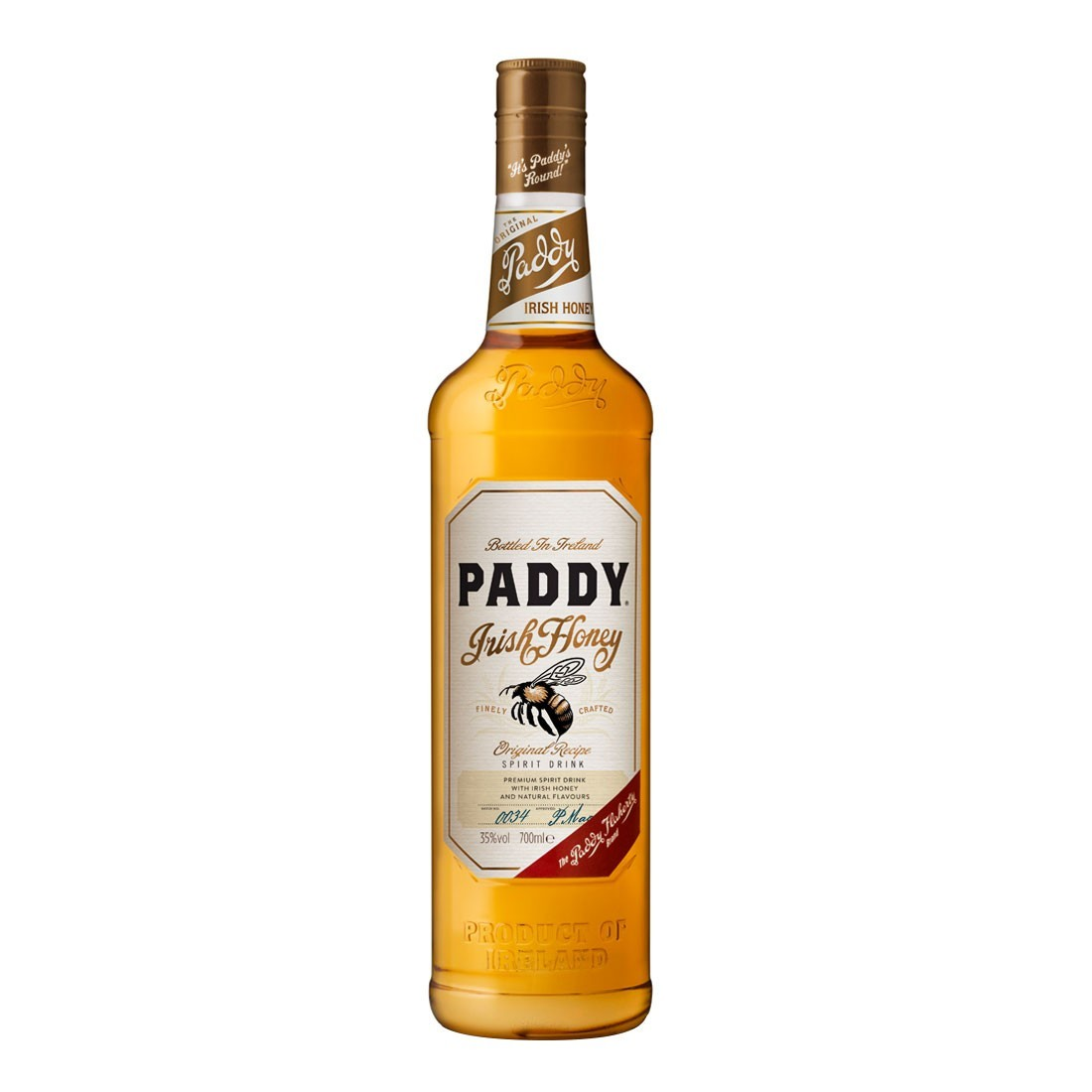 PADDY BEE STING - 0,7L  35%