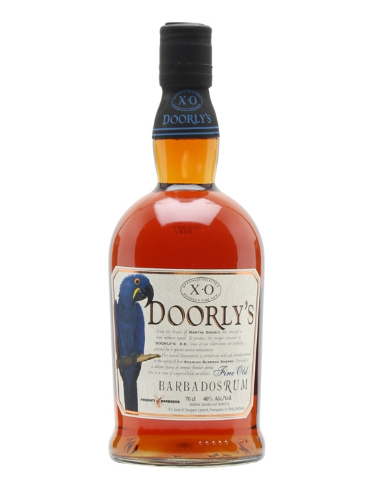 DOORLY´S XO - 0,7L  40%