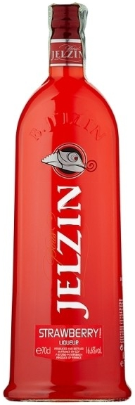 JELZIN STRAWBERRY - 0,7L  16,6%