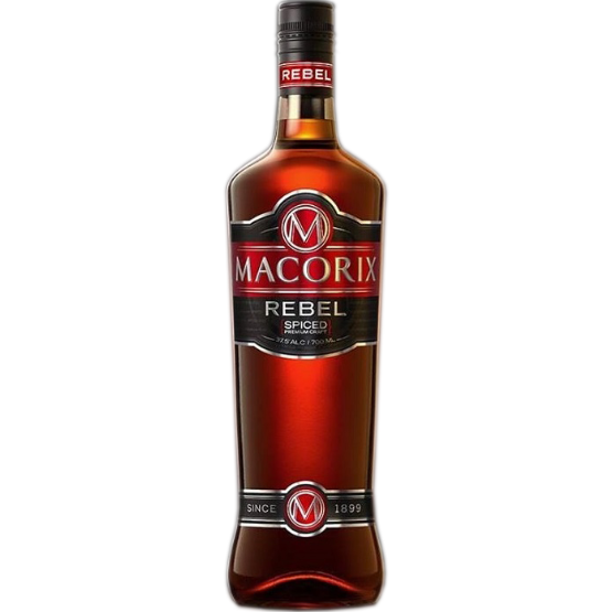 MACORIX REBEL SPICED - 0,7L  30%