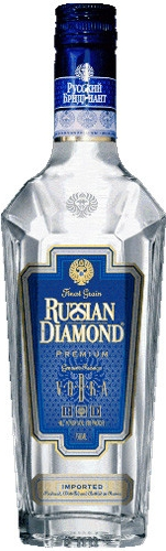 RUSSIAN DIAMOND PREMIUM - 0,5L  40%