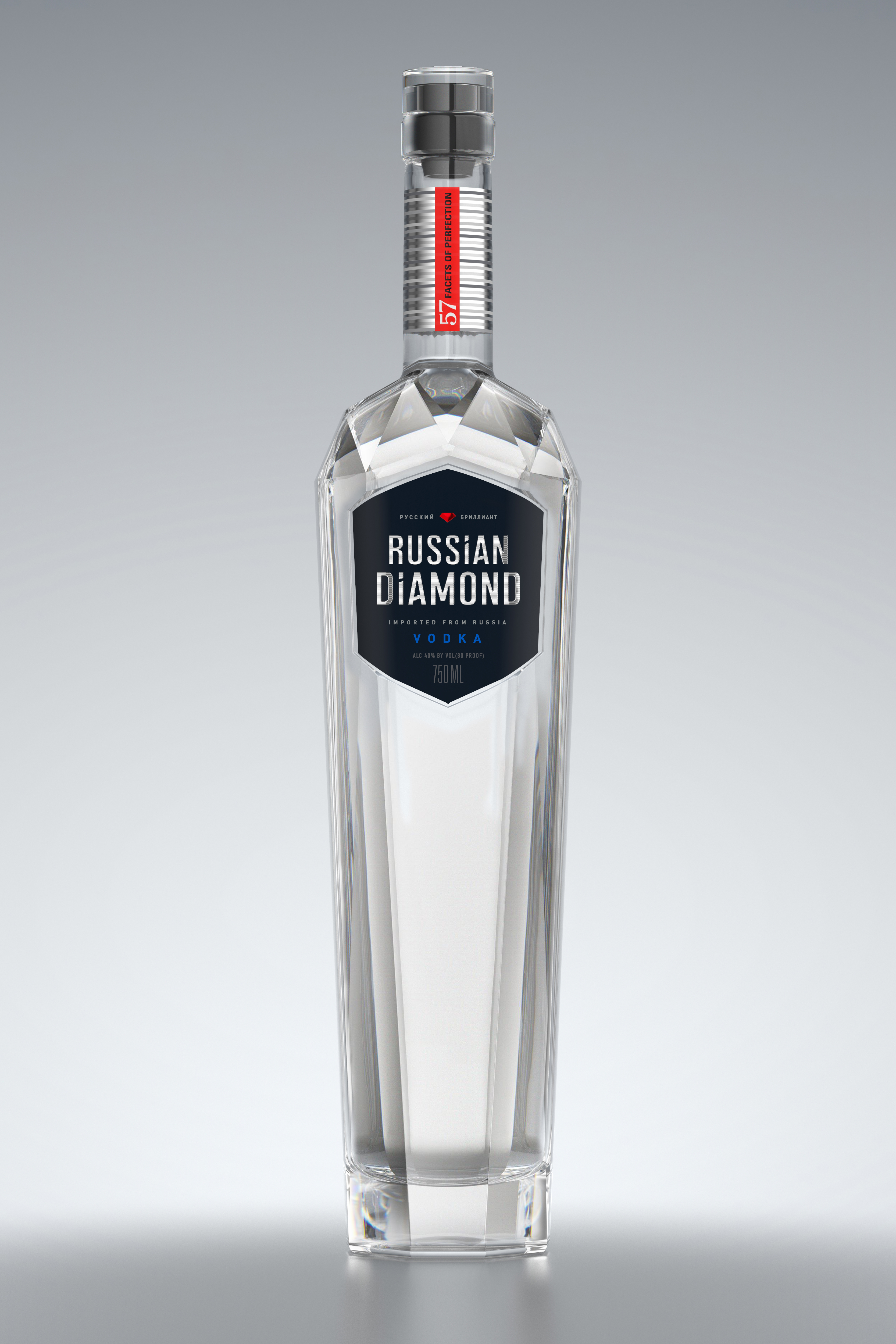 RUSSIAN DIAMOND SPECIAL PREMIUM - 1L  40%