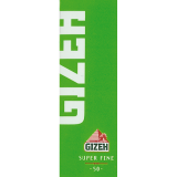 GIZEH SUPER FINE - 50ks