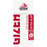 GIZEH EXTRA SLIM 5,3mm - 126ks