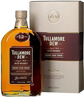 TULLAMORE DEW SHERRY CASK - 1L  46%