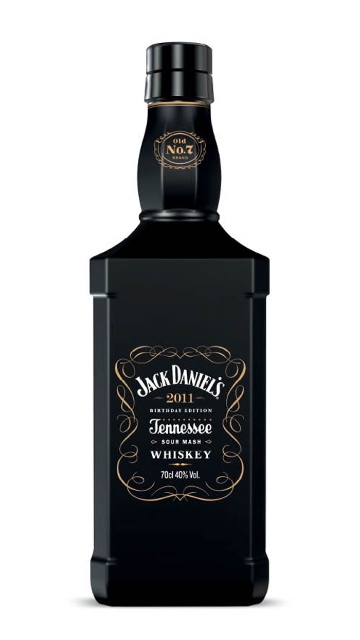 JACK DANIEL´S - 0,7L  40%  Birthday edition