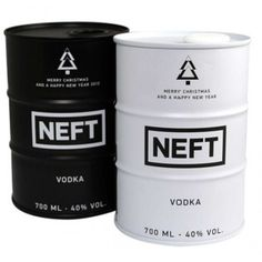 NEFT BARREL - 0,7L  40%