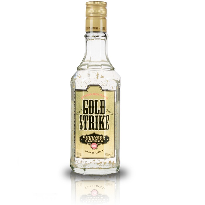 BOLS GOLD STRIKE - 0,5L  50%