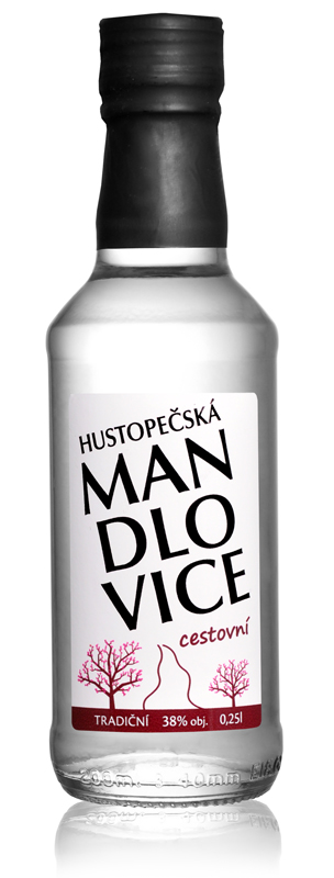 MANDLOVICE - 0,2L  38%