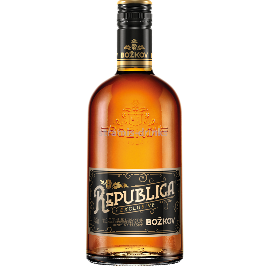 REPUBLICA EXCLUSIVE - 0,7L  38%