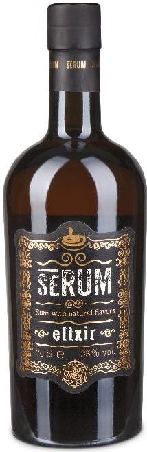 SÉRUM ELIXIR de RON CARTA ORO - 0,7L  34%