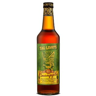 TIKI LOVERS Pineapple - 0,7L  45%