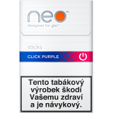 NEO STICK CLICK PURPLE 20´