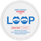 LOOP Mint Mania Strong 15mg
