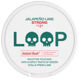 LOOP Jalapeno Lime Strong 15mg