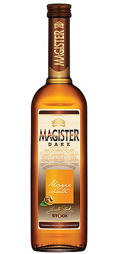 MAGISTER DARK - 0,5L  22%