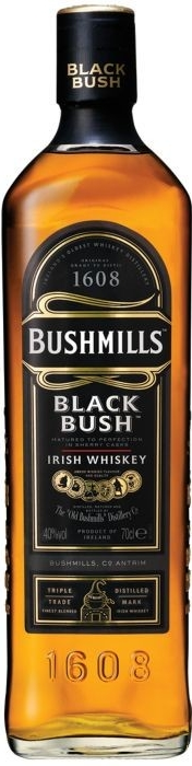BUSHMILLS BLACK BUSH - 0,7L  40%
