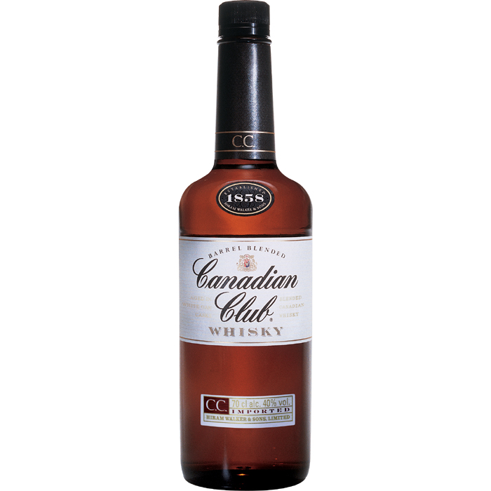 CANADIAN CLUB - 1L  40%
