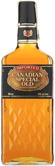 CANADIAN SPECIAL OLD - 0,7L  40%