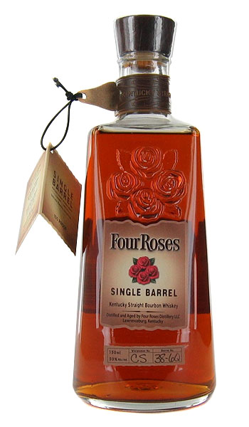 FOUR ROSES Single Barrel - 0,7L  50%