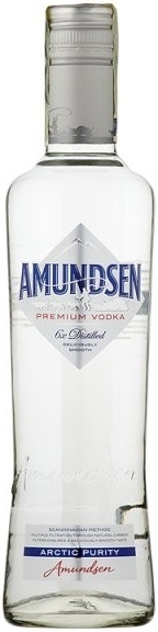 VODKA AMUNDSEN - 0,5L  37,5