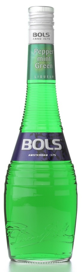 BOLS PEPPERMINT GREEN - 0,7L  24%