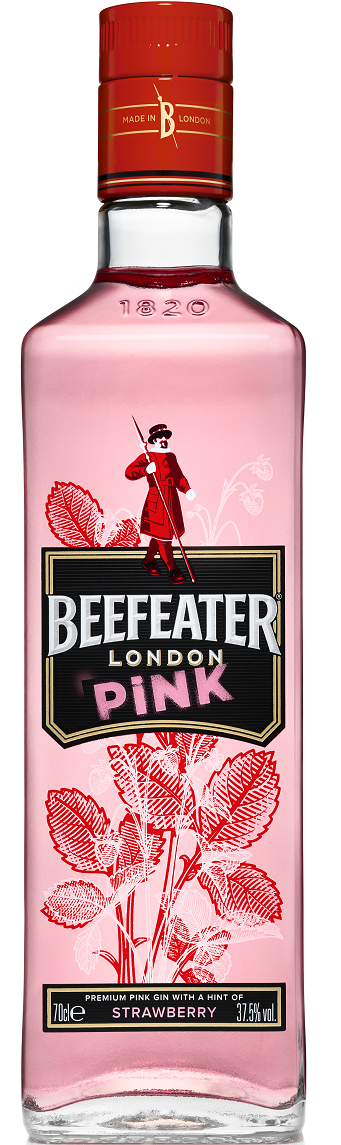 BEEFEATER PINK - 1L  37,5%