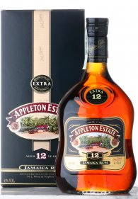 APPLETON ESTATE 12yo - 0,7L  40%