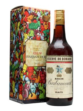 BARBANCOURT 15yo 0,7L  43%