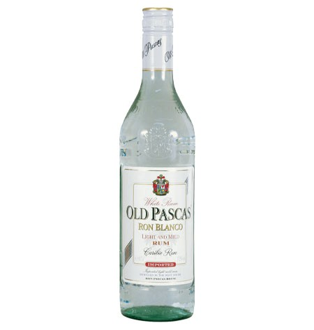 OLD PASCAS BLANCO - 0,7L  37,5%